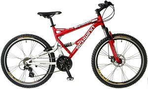 Schwinn Protocol 1 0 Mens Dual Suspension Mountain Bike Review