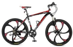 Merax Finiss 26″ Aluminum 21 Speed Mg Alloy Wheel Mountain Bike Review