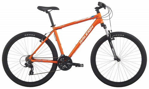 raleigh talus 2 mountain bike