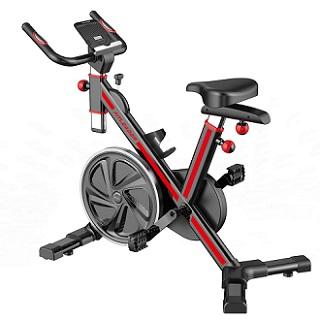 Fitleader FS1 Indoor Stationary Exercise Bike