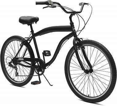 Critical Cycles Chatham Men's 26 Beach Cruiser