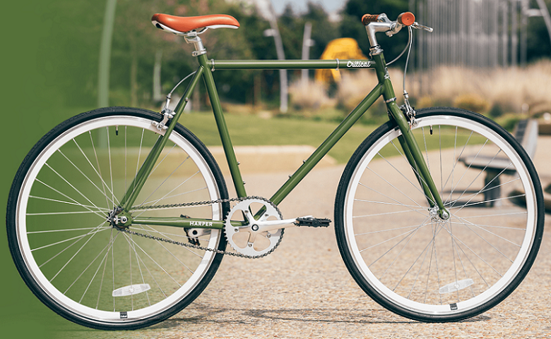 Critical Cycles Fixed Gear Bike