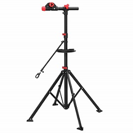 SONGMICS Pro Mechanic Bike Repair Stand